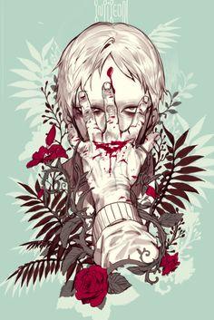 Rotten banquet — Mob psycho doodle + OCs