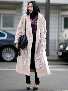 Уличная мода – 133 фотографии