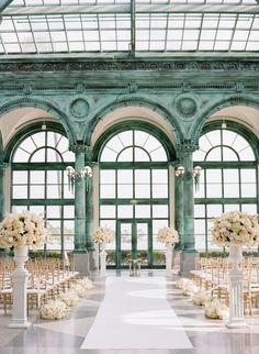 Cinco de Mayo Wedding With a Big Dose of Glamour