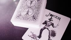 Bicycle Ghost Deck My favorite design
