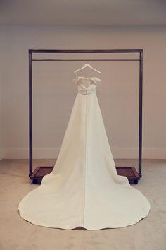 Inside Emmy Rossum's Final Wedding Dress Fitting with Carolina Herrera