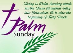 Happy Palm Sunday Images, Quotes, Messages, Greetings, Wishes Happy Easter Messages, Sunday Messages, Sunday Wishes, Sunday Greetings, Wishes For Friends, Happy Sunday Images, Happy Palm Sunday, Sunday Pictures, Palm Sunday Quotes