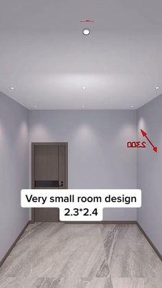 Small Bedroom Designs, Small Room Design, Home Room Design, Master Bedroom Design, Interior Design Tips, Interior Modern, Interior Architecture, Design Ideas, Modern Kitchen Design