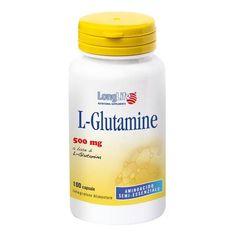 L-Glutamine 500mg 100 capsule