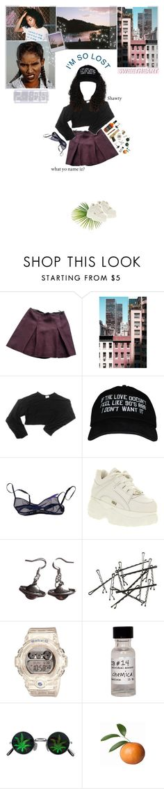 """""""~be without you~"""" by alli07 ❤ liked on Polyvore featuring Miu Miu, Moma, My Mum Made It, Emma Watson, The Lake & Stars, Buffalo, Baby-G and CB I Hate Perfume"""