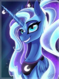 Luna by MBlood on deviantART