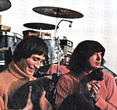 Silver Apples via Almost Famous Cats