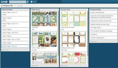 Planning and Organizing Project Life Online