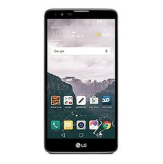 LG Stylo 2 Prepaid Carrier Locked - Retail Packaging (Virgin Mobile)