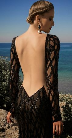 MOONSTRUCK- A Breathtaking Collection Of Evening Dresses By Galia Lahav - Fashion Diva Design
