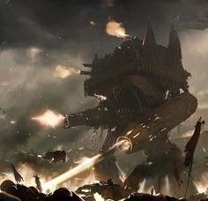 laboratorium-ix:The Imperium marches