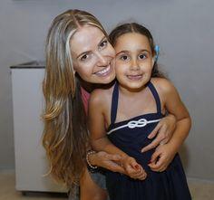 Audrey e Maria Fernanda de Castro