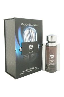 Victor Manuelle Vm Eau de Toilette Spray for Men 34 Ounce >>> You can find more details by visiting the image link.