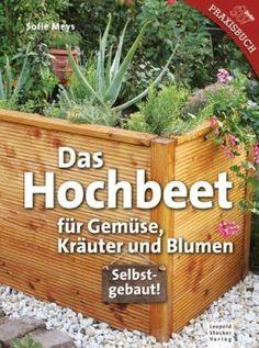 """Auf Augenhöhe mit ihren Pflanzen befinden sich Gärtnerin und Gärtner, wenn sie die grüne Pracht in einem Hochbeet gedeihen lassen. Ein Blick in die Baumärkte beweist: Hochbeete liegen im Trend. Kein Wunder, bieten die """"Beete im ersten Stock"""" doch eine Fülle von Vorteilen: Der Hauptleidtragende der Gartenarbeit, der Rücken, wird ein Hochbeet ebenfalls schnell lieben lernen. Dazu kommen der geringe Platzbedarf, der Hochbeete auch terrassentauglich macht, und eine schmucke Optik. Neo-Gärtner…"""