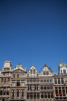 Grand Place - Brussels - Belgium