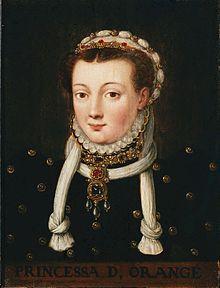 wife of william of orange