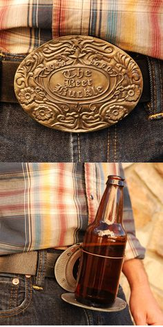 The Beer Buckle... Lol. Surprised I don't see these around where I live. - What Not To Wear.  http://AmericasMall.com