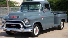 1956 GMC STEPSIDE PICK UP TRUCK MODEL 100