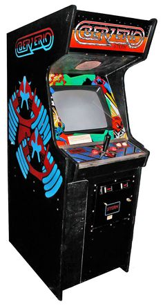Berzerk Arcade Game (Stern 1980)