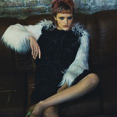 @paolosantambrogio @ivavarvarchuk @barbie.ciccognani_makeup @circustudios