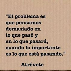 Muchas veces la realidad... Word 3, Pretty Quotes, More Than Words, Spanish Quotes, Powerful Words, Best Quotes, Psychology, Letters, Thoughts