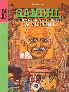 Qui peut, mieux qu'un de ses compagnons de la première heure, raconter l'histoire du Mahatma Gandhi, l'homme qui choisit la non-violence pour libérer son peuple ? Le narrateur de ce livre, passionné par le personnage de Gandhi, rencontre un jour un vieil homme qui le regarde dessiner en souriant...