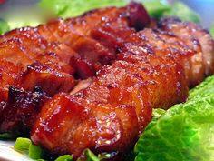 thịt xá xíu, ẩm thực #danang