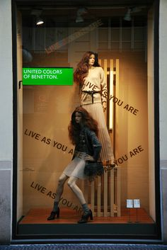 Shop Windows in Spain