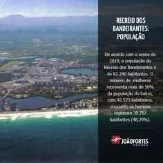 9596a99627b Bairros do Rio de Janeiro  Recreio dos Bandeirantes. Dados demográficos.