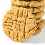 Dairy Free Peanut Butter Cookies — Tastes Lovely