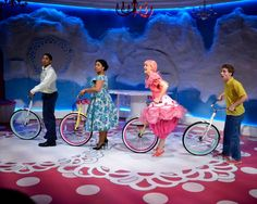 BWW Reviews: Adventure Theatre MTC's Children's Production of PINKALICIOUS is Both Pink and Delicious for All Ages
