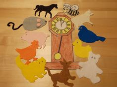 Fun with Friends at Storytime: Hickory Dickory Dock!