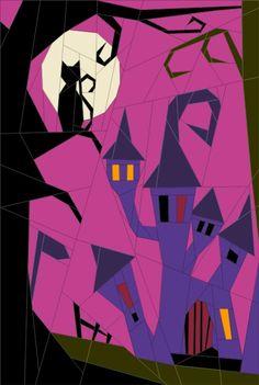 Spooky Castle | Craftsy