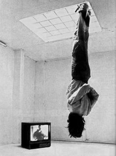 gallowhill:  MarinaAbramovic andUlay, The World is My Country: The Sex Life of Flowers, 1982