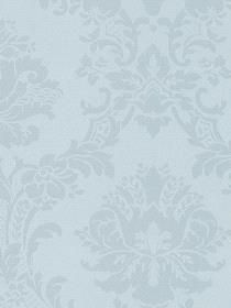 Wallpaper  pattern SL27538. Keywords describing this pattern are Damask, Damask Medallion, large print, silk like.  Colors in this pattern are Light Blue, Light Gray.  Alternate color patterns are CH28242;Page:15;SL27541;Page:36;SL27539;Page:37;SL27545;Page:38;SL27543;Page:50;CS35600;Page:71.  Coordinating patterns are ST25210;Page:49;SL27529;Page:51. Product Details:  prepasted  peelable  washable  Material is Vinyl. Product Information:  Book name: Classic Silks 2 Pattern #: SL27538 Repeat…