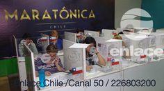 Call Center, Maratónica Enlace Chile.