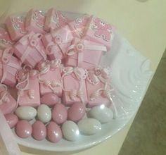 Roseva Pembe Dekorlu Çİkolata&Draje #draje #pink #pembe #çikolata #chocolate  #dekor
