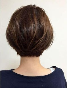 Attractive and Creative Hairstyles for Short Bob Hair - Fashion Short Bob Haircuts, Short Hairstyles For Women, Hairstyles Haircuts, Summer Hairstyles, Layered Hairstyles, Blonde Hairstyles, 50 Hair, Hair Day, Medium Hair Styles