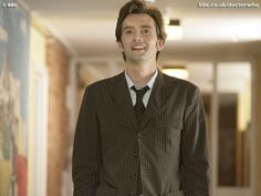The Doctor after just having run into Sarah Jane again without her recognizing him because of his regenerations, from School Reunion: DT Forum