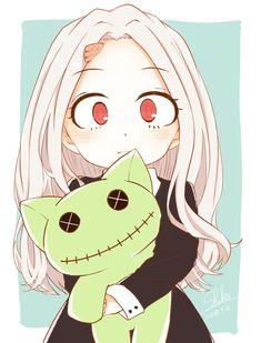 Eri, My Hero Academia, My Hero Academia / エリちゃん - pixiv My Hero Academia Episodes, My Hero Academia Memes, Hero Academia Characters, My Hero Academia Manga, Girls Characters, Anime Characters, Loli Kawaii, Kawaii Anime, Me Me Me Anime
