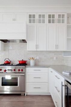 8 Best Backsplash For White Cabinets Images In 2018
