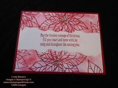Linda Bauwin CARD-iologist Helping you create cards from the heart.