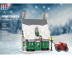 Lego Winter Village, Lego Hogwarts, Lego Worlds, Lego Harry Potter, Lego Parts, Lego House, Lego Building, Lego Brick, Legos