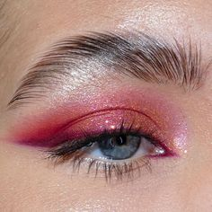 Eye Makeup Art, Glowy Makeup, Makeup Eye Looks, Colorful Eye Makeup, Cute Makeup, Eyeshadow Looks, Makeup For Green Eyes, Eyeshadow Makeup, Natural Makeup