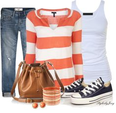 """An Every Day Kind of Style"" by stylesbyjoey on Polyvore"