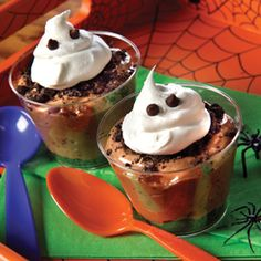 Pyramid Foods - Boo Cups