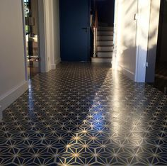 Carreaux de ciment - cement tiles Motif Safi