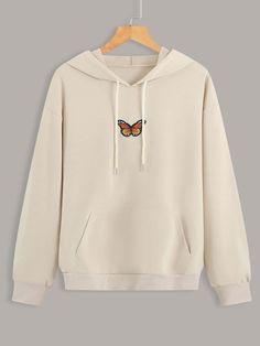 Hoodie Sweatshirts, Printed Sweatshirts, Galaxy Fashion, Stylish Hoodies, Types Of Sleeves, Cute Outfits, Fashion Outfits, My Style, Hoodie