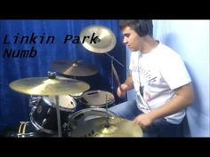 Linkin Park Numb - drum cover