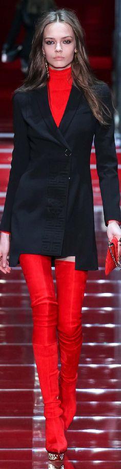 Fall 2015 Ready-to-Wear Versace